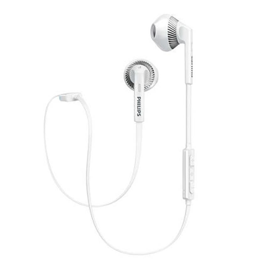 Auricular Bluetooth Philips Blanco SHB5250WT
